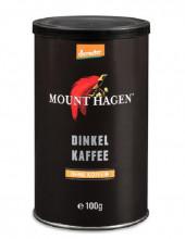 Mount Hagen, Dinkelkaffee, demeter, 100g Glas