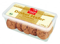 Linea Natura, Dinkel Hafer Cookies, 175g Packung