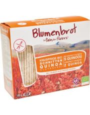 Blumenbrot, Quinoa, 2x 75g Packung