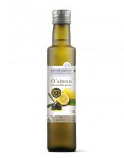 Bio Planète, O'citron - Olivenöl & Zitrone, 0,25 l Flasche