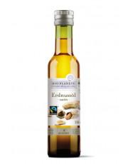 Bio Planète, Erdnußöl nativ, Fairtrade, 0,25 l Flasche