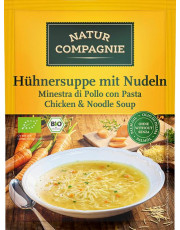 Natur Compagnie, Hühnersuppe, 40g Beutel