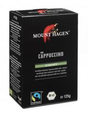 Mount Hagen, Cappuccino, löslich, 125g Packung