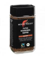 Mount Hagen, Löslicher Kaffee, 100g Glas