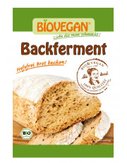 Biovegan, Backferment, 20g Packung
