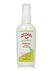 MM-Cosmetic - Insektenschutz, Zedan outdoor Hautpflege-Lotion für Aktive, 100ml Flasche