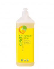 Sonett, Handseife Citrus, Nachfüllflasche, 1 l Flasche