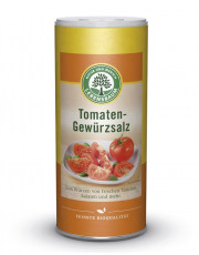LEBENSBAUM, Tomaten Gewürzsalz, 125g Dose