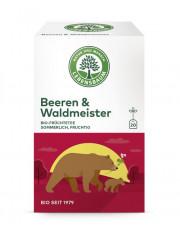 LEBENSBAUM, Beeren & Waldmeister Früchtetee, 2g, 20 Btl Packung