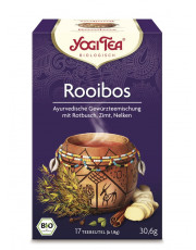 Golden Temple, Yogi Tea Rooibos, 1,8g, 17 Btl Packung