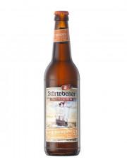 Störtebeker, Bernstein-Weizen, 0,5l incl. 0,08 EUR Pfand, Flasche