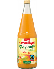 Voelkel, Family Mango, incl. 0,15 € Pfand, 1l Flasche