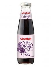 Voelkel, Cassis-Sirup, 0,5 l Flasche