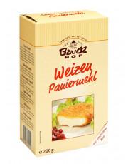 Bauck Hof, Weizen Paniermehl, 200g Packung
