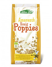 Allos, Amaranth-Honig-Poppies, 300g Packung