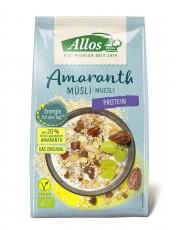 Allos, Amaranth Müsli Protein, 375g Packung