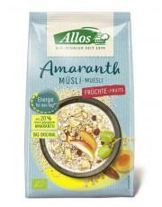 Allos, Amaranth Müsli Früchte, 1,5kg Packung