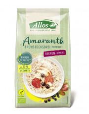 Allos, Amaranth Frühstücksbrei Beeren, 400g Packung