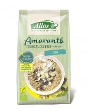 Allos, Amaranth Frühstücksbrei Chia, 400g Packung