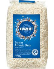 Davert, Echter Arborio Reis für Risotto, 500g Packung