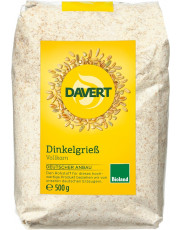 Davert, Dinkelgrieß, 500g Packung