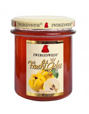 Zwergenwiese, FruchtGelee Quitte, 195g Glas