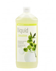 Sodasan, Naturpflege-Seife Liquid, Sensitive, flüssig, Nachfüllpack, 1l Flasche