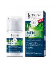 Lavera, Men Sensitiv, Pflegende Feuchtigkeitscreme, 30ml Spender