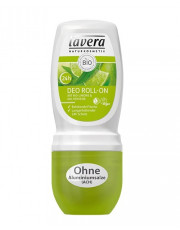 Lavera, Deo Roll-On mit Bio-Limone & Bio-Verbene, 50ml