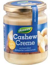 dennree, Cashew Creme, 250g Glas