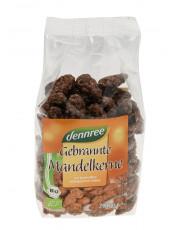 dennree, Gebrannte Mandelkerne, 200g Packung