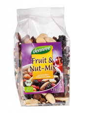 dennree, Fruit & Nuit Mix, 175g Packung