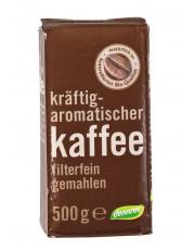 dennree, Röstkaffee, gemahlen, 500g Packung