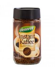 dennree, Instant Kaffee, 100g Glas