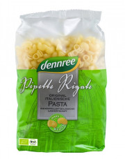 dennree, Pipette Rigate, hell, 500g Packung