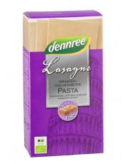 dennree, Vollkorn-Hartweizengrieß, Lasagne, 250g Packung