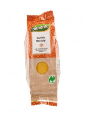 dennree, Curry, scharf, 50g Packung