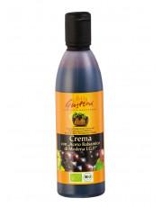 Gustoni, Crema con Aceto Balsamico di Modena, 250ml Flasche
