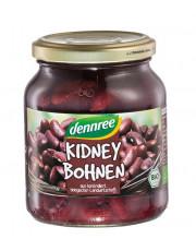 dennree, Kidneybohnen, 330g Glas
