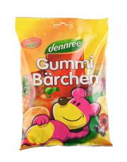 dennree, Gummi-Bärchen, mit bio-Gelatine, 400g Packung