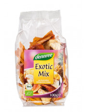 dennree, Exotic-Mix, 100g Beutel