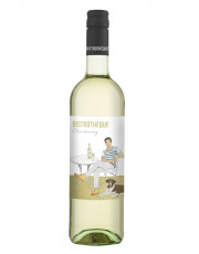 Bistrotheque Chardonnay 2015, 0,75 l Flasche