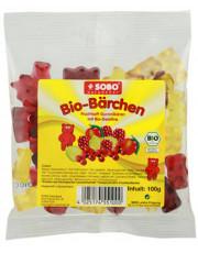 Sobo, Bio-Bärchen, 75g Packung