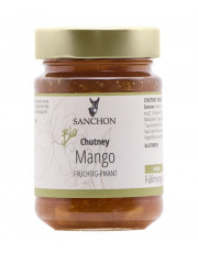 Sanchon, Mango Chutney, 200g Glas