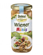 Ökoland,  Wiener Minis, 380g Glas