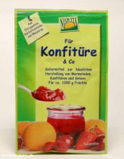 Neovita, Geliermittel für Konfitüre & Co, 25g Packung
