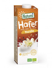 Natumi, Hafer-Drink Vanille, 1l Tetra Pack