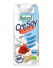Natumi, CreSoy Cuisine, schlagbare Sojasahne, 200ml Tetra Pack