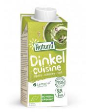 Natumi, Dinkel Cuisine, 8% Fett, 200ml Packung