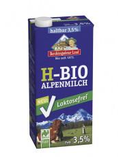 Berchtesgadener Land, Lactosefreie Haltbare Kuhmilch, 3,5% Fett, 12x 1l Tetra Pack